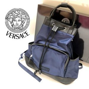 ❌Authentic large Versace backpack❌